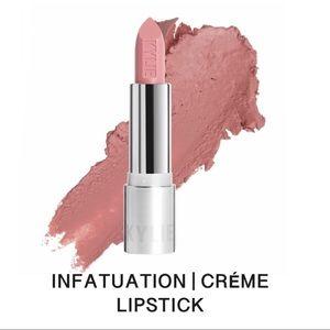 Kylie Cosmetics Créme Lipstick in Infatuation, NIB